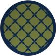 rug #121998 | round traditional rug