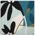 rug #1220183 | square mid-brown natural rug