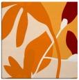 rug #1220371   square orange natural rug