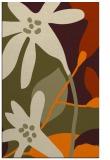 rug #1220891 |  orange natural rug