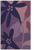 rug #1220987 |  blue-violet natural rug