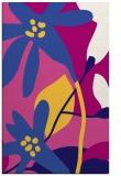 rug #1220991 |  blue-violet natural rug
