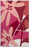 rug #1221131 |  pink popular rug