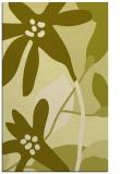 rug #1221231 |  light-green natural rug