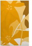 rug #1221247 |  light-orange natural rug