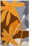 rug #1221255 |  light-orange natural rug