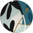 rug #1221287   round mid-brown natural rug