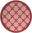 rug #122178 | round traditional rug