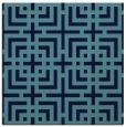 rug #1222030 | square check rug