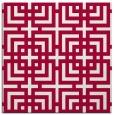 rug #1222112 | square check rug