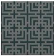 rug #1222128 | square check rug