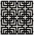 rug #1222143   square black geometry rug