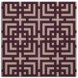 rug #1222171 | square check rug