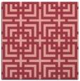 rug #1222232   square check rug
