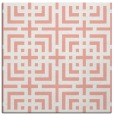 rug #1222235 | square white check rug