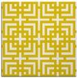 rug #1222291 | square white check rug
