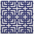 rug #1222295 | square blue check rug