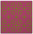 rug #1222343 | square pink check rug