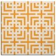 rug #1222359 | square light-orange rug