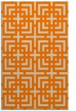 rug #1222731 |  beige check rug