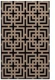 rug #1222743 |  black check rug