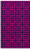 rug #1222767 |  blue check rug