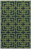 rug #1222775 |  blue check rug
