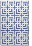 rug #1222779 |  blue check rug
