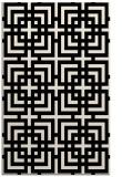 rug #1222791    blue-green check rug