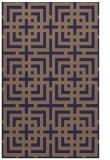 rug #1222835 |  beige check rug