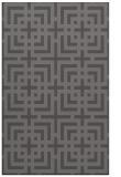 rug #1222887 |  mid-brown check rug
