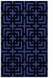rug #1222935 |  black check rug