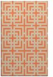 rug #1222951 |  beige check rug