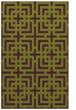 rug #1222979 |  purple check rug