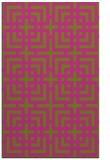 rug #1223079 |  light-green check rug