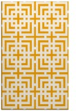 rug #1223087 |  light-orange popular rug