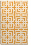rug #1223095 |  light-orange rug