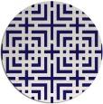 rug #1223202 | round check rug