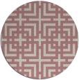 rug #1223224   round check rug