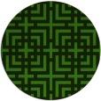 rug #1223309   round check rug