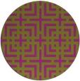 rug #1223349   round check rug