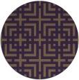 rug #1223352   round check rug