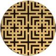 rug #1223406   round check rug