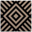 rug #1224307   square black graphic rug