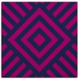 rug #1224331 | square blue graphic rug