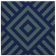rug #1224335 | square blue rug