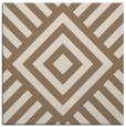 rug #1224455 | square mid-brown rug