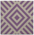rug #1224483 | square purple graphic rug