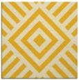 rug #1224615 | square yellow stripes rug