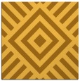 rug #1224627 | square light-orange stripes rug